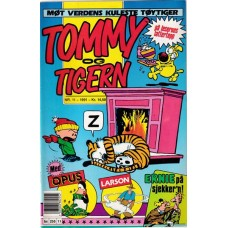 Tommy og Tigern 11/1991
