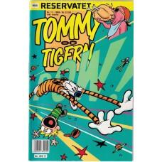Tommy og Tigern 11/1999