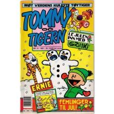 Tommy og Tigern 12/1991