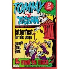 Tommy og Tigern 2/1989
