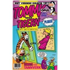 Tommy og Tigern 2/1993