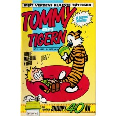 Tommy og Tigern 3/1990