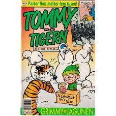 Tommy og Tigern 3/1996