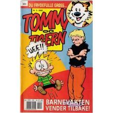 Tommy og Tigern 3/2000