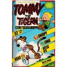 Tommy og Tigern 4/1989