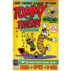 Tommy og Tigern 4/1991