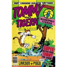 Tommy og Tigern 4/1992