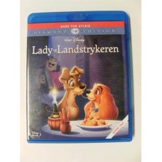 Lady og Landstrykeren Diamond Edition (Blu-ray)