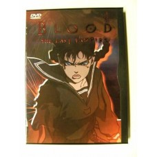 Blood: The Last Vampire (DVD R1)