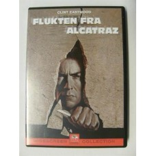Flukten Fra Alcatraz (DVD)
