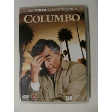 Columbo Sesong 2 Volume 2 (DVD)