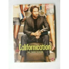 Californication Sesong 3 (DVD)
