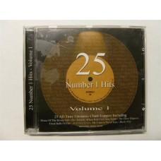 25 Number 1 Hits Volume 1 (CD)