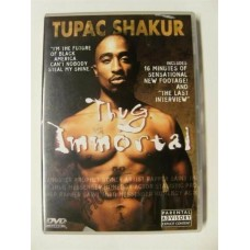 2Pac: Thug Immortal (DVD)