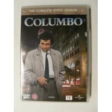 Columbo Sesong 9 (DVD)