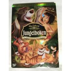 Disney Klassikere 19: Jungelboken (DVD)