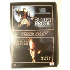 Bulletproof Monk + The Ninth Gate (DVD)