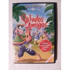 Disney Klassikere 6: Saludos Amigos (DVD)