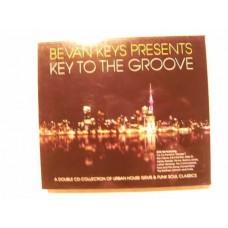 Bevan Keys - Key To The Groove (2-CD)