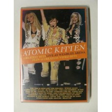 Atomic Kitten: Greatest Hits Live at Wembley Arena (DVD)