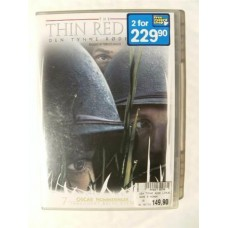 Den Tynne Røde Linjen (DVD)