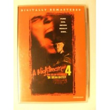 A Nightmare On Elm Street 4 (DVD)
