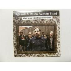 Aguson/Østra Ågatan Band - Sånt Man Egentligen Har Sett (CD)