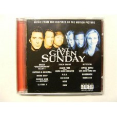 Any Given Sunday - Music From (CD)