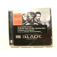 Blade Trinity - Soundtrack (CD)
