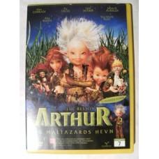 Arthur Og Maltazards Hevn (DVD)