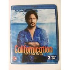 Californication Sesong 2 (Blu-ray)