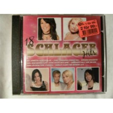 18 Schlager Hits (CD)