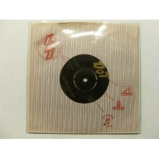 Pat Boone - It's Too Soon To Know 7''