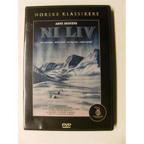 Norsk/skandinavisk (DVD)