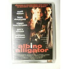 Albino Alligator (DVD)