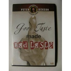 Good Taste Made Bad Taste (DVD)
