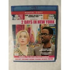 2 Days In New York (Blu-ray)
