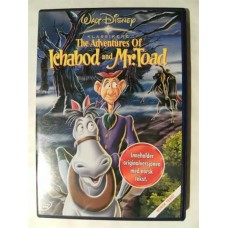 Disney Klassikere 11: Adventures of Ichabod and Mr Toad (DVD)