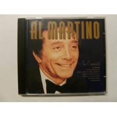 Al Martino - In Concert (CD)