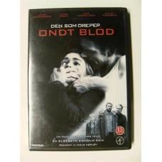 Den Som Dreper: Ondt Blod (DVD)