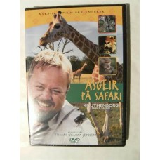 Asgeir På Safari (DVD)