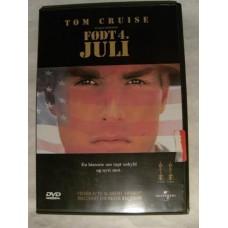 Født den 4. juli (DVD)