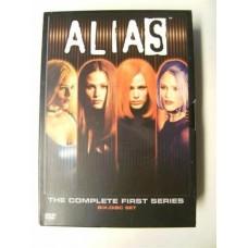 Alias Sesong 1 (DVD)