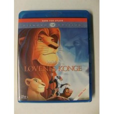 Løvenes Konge Diamond Edition (Blu-ray)