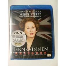 Jernkvinnen (Blu-ray)