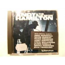 Andy Hamilton - Silvershine (CD)