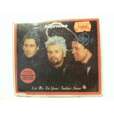 Boyzvoice - Let Me Be Your Father Christmas (CD-S)
