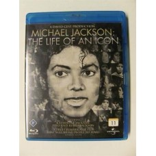 Michael Jackson: The Life of An Icon (Blu-ray)