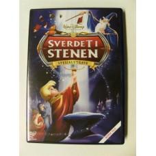 Disney Klassikere 18: Sverdet I Stenen (DVD)