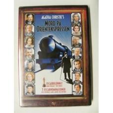 Agatha Christie: Mord På Orientekspressen (DVD)